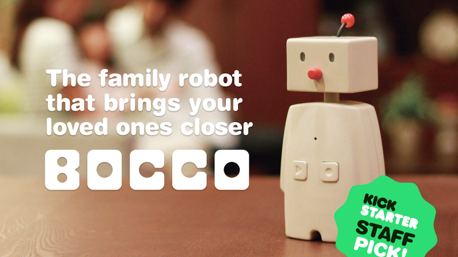 Wherever you are, BOCCO can keep you connected to your family.