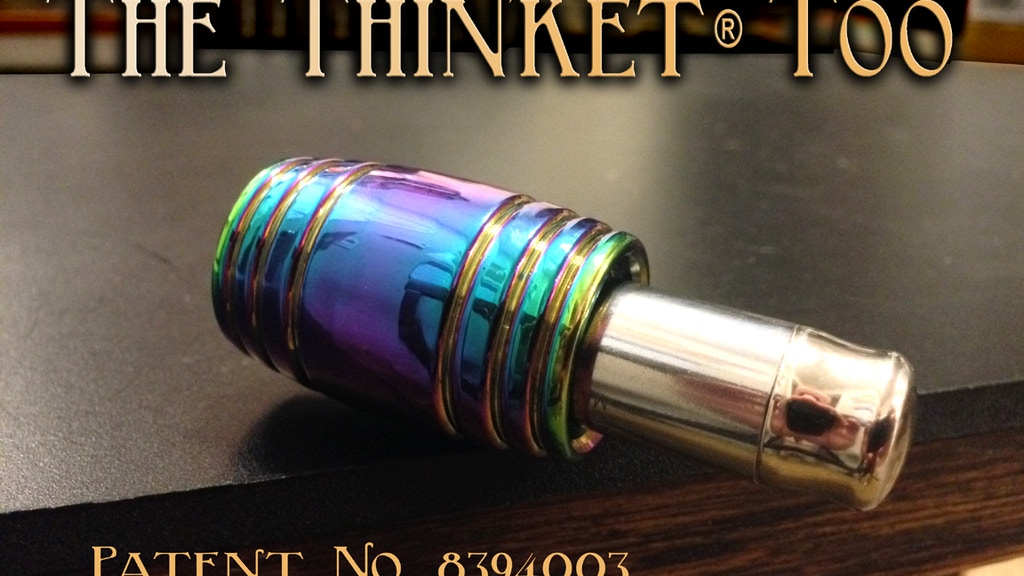 The Thinket Too project video thumbnail
