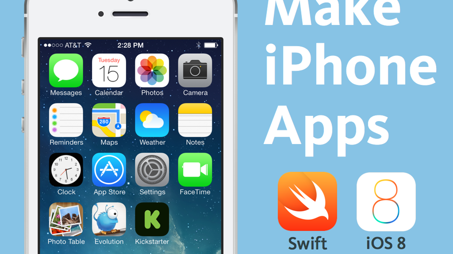The complete iOS bundle for aspiring iPhone app developers who want to sell apps on the App Store and start their iPhone app business.