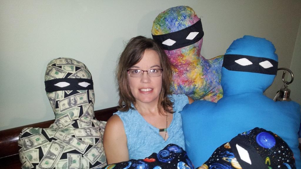 Ninja Pillow project video thumbnail