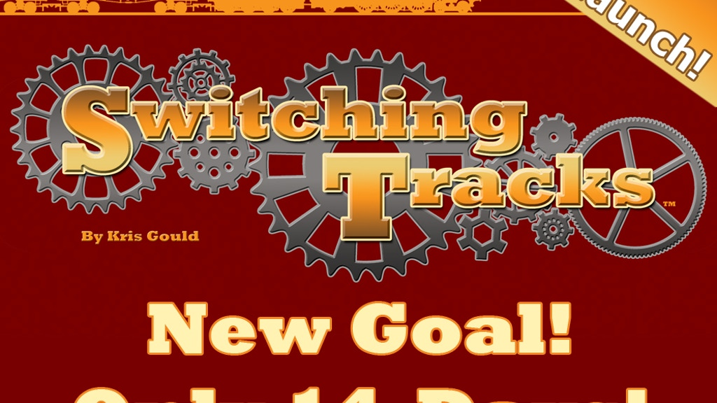 Switching Tracks - Relaunch project video thumbnail