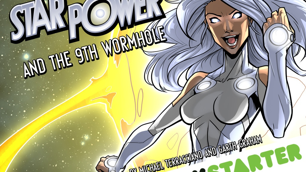 Star Power and the 9th Wormhole project video thumbnail