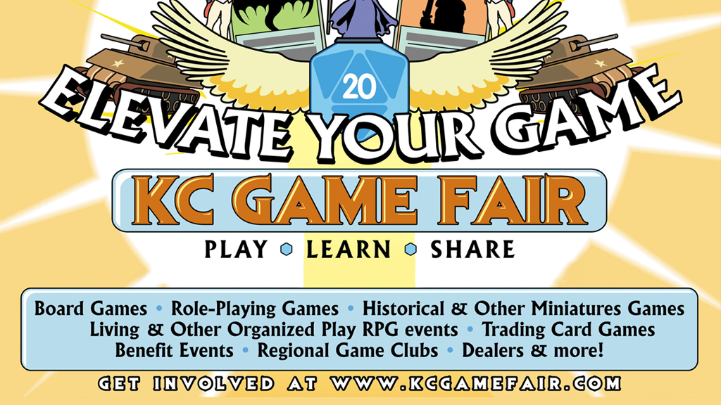KC Game Fair 2014 project video thumbnail
