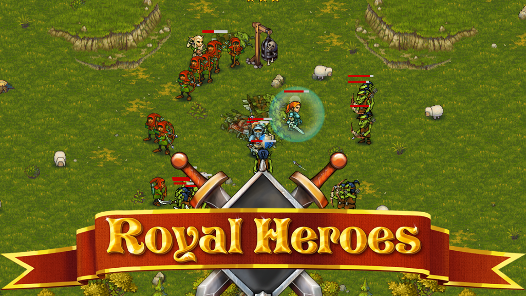 Royal Heroes for Ouya/Mac/PC/Mobile and more! project video thumbnail