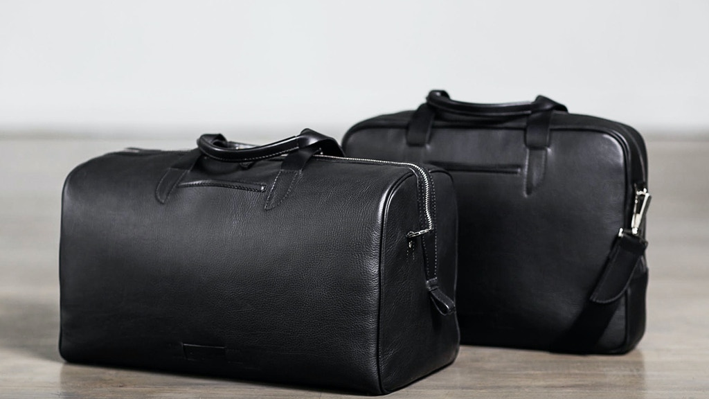 Oppermann London: Luxury Leather Goods project video thumbnail