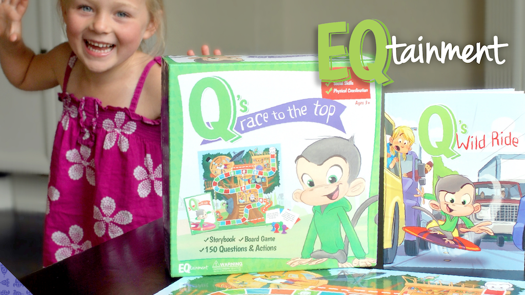Q's Race to the Top: The EQtainment Game & Storybook project video thumbnail