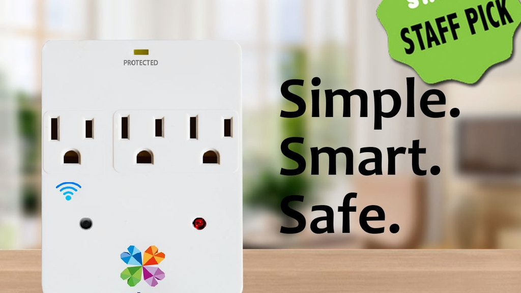 SMART OUTLET project video thumbnail