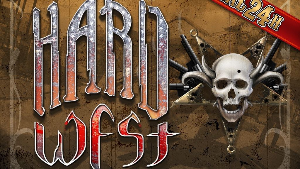 Hard West project video thumbnail