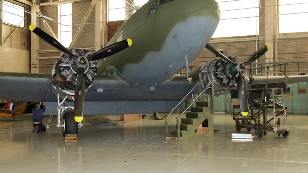 Project image for WW2 D-Day Dakota to fly again!