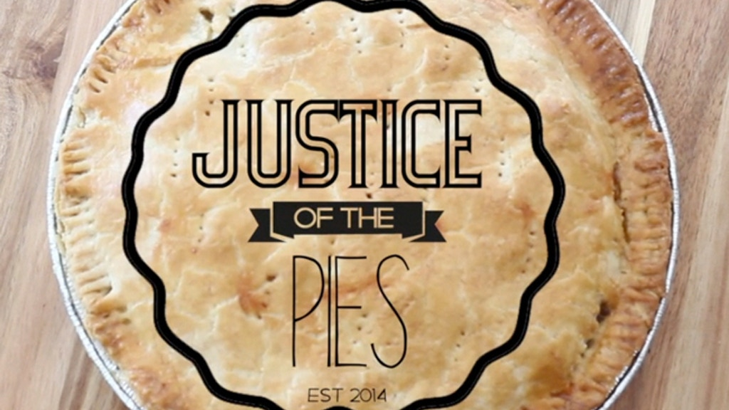 Justice of the Pies project video thumbnail