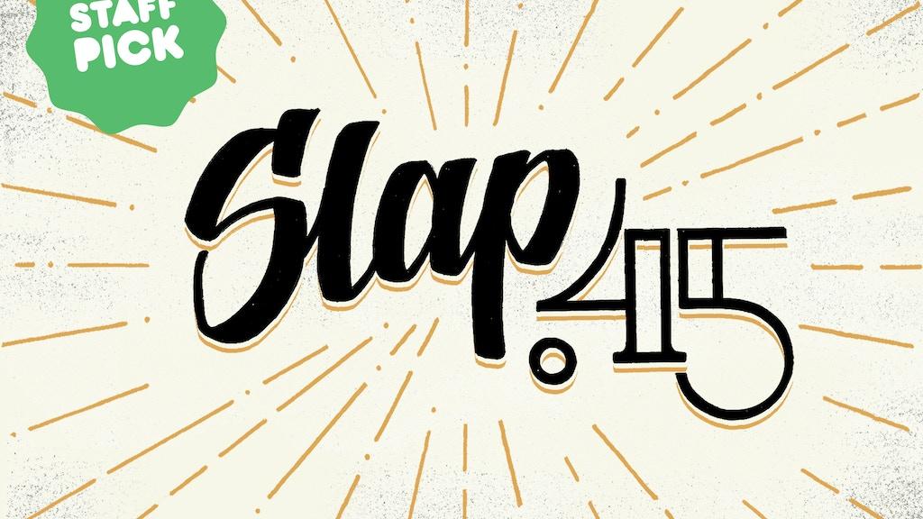 Slap .45 project video thumbnail