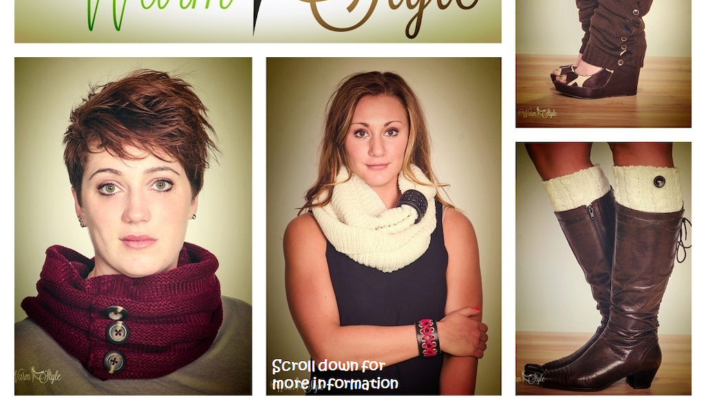 UP your Style and CHANGE a Life! project video thumbnail