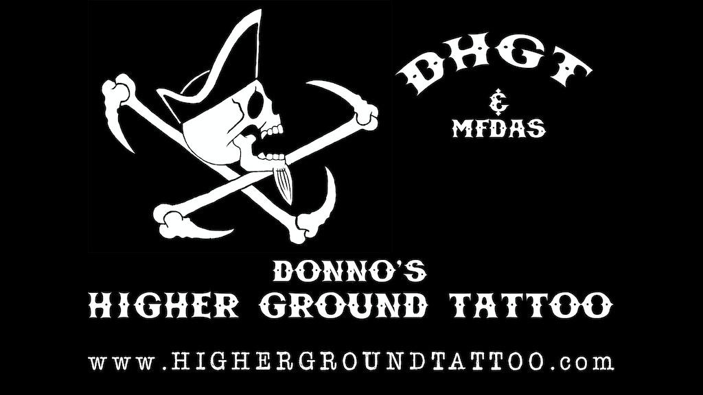 Donno 39 s higher ground tattoo by donno kickstarter for Higher ground tattoo