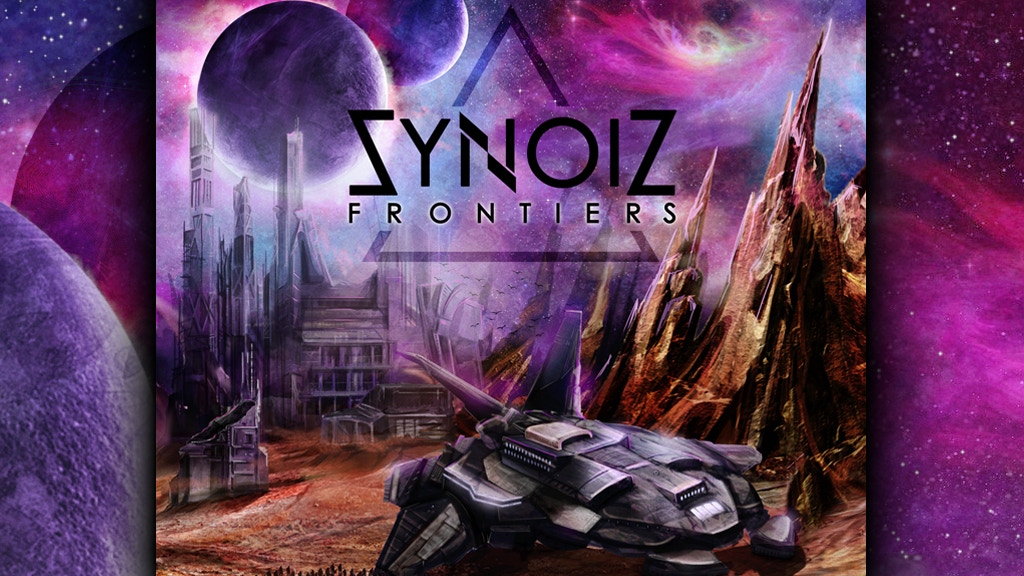 Frontiers - The New Synoiz Electronic Album - CD Release project video thumbnail