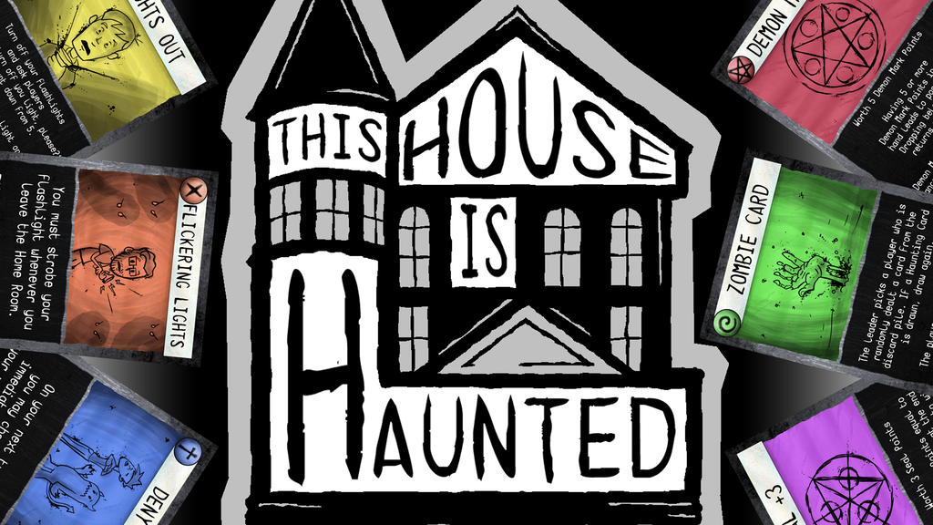 This House is Haunted project video thumbnail