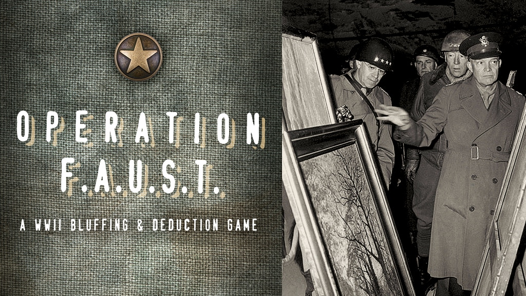 Operation F.A.U.S.T. project video thumbnail