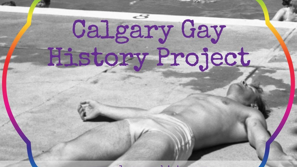 Writing Calgary's Gay History project video thumbnail