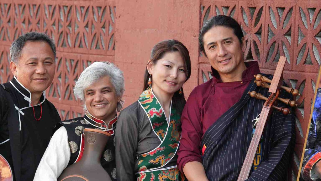Techung Tibetan World Music New Album project video thumbnail
