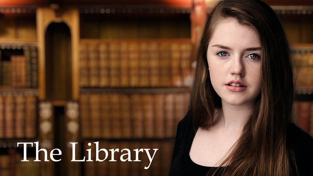 The Library project video thumbnail