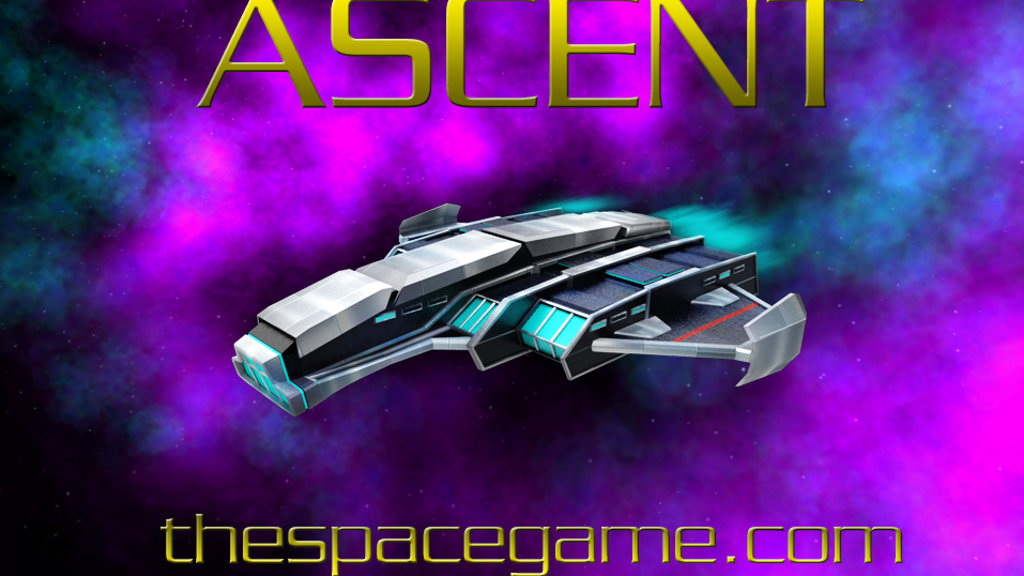 Help make Ascent one of the greatest space games EVER! project video thumbnail