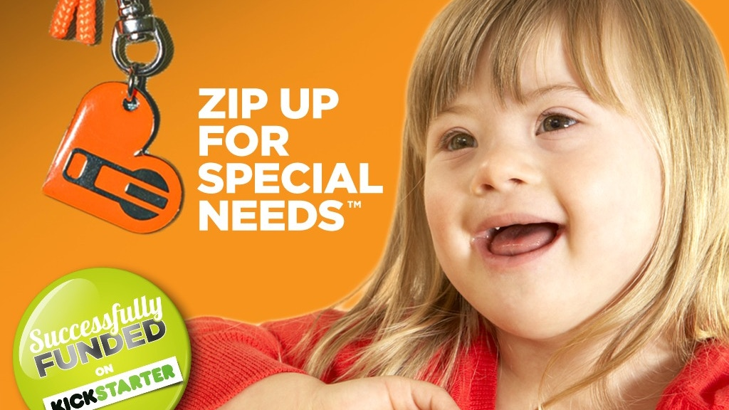 Zip Up For Special Needs project video thumbnail