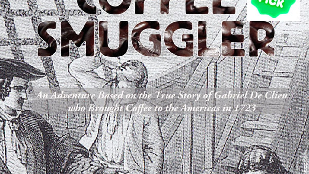Coffee Smuggler project video thumbnail
