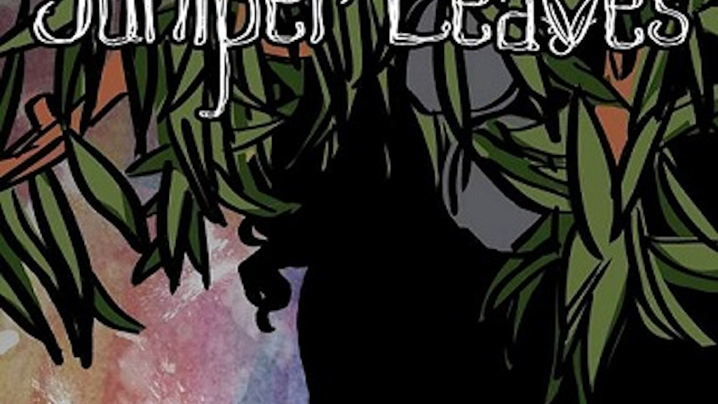 Juniper Leaves: Quirky YA Fantasy Book project video thumbnail
