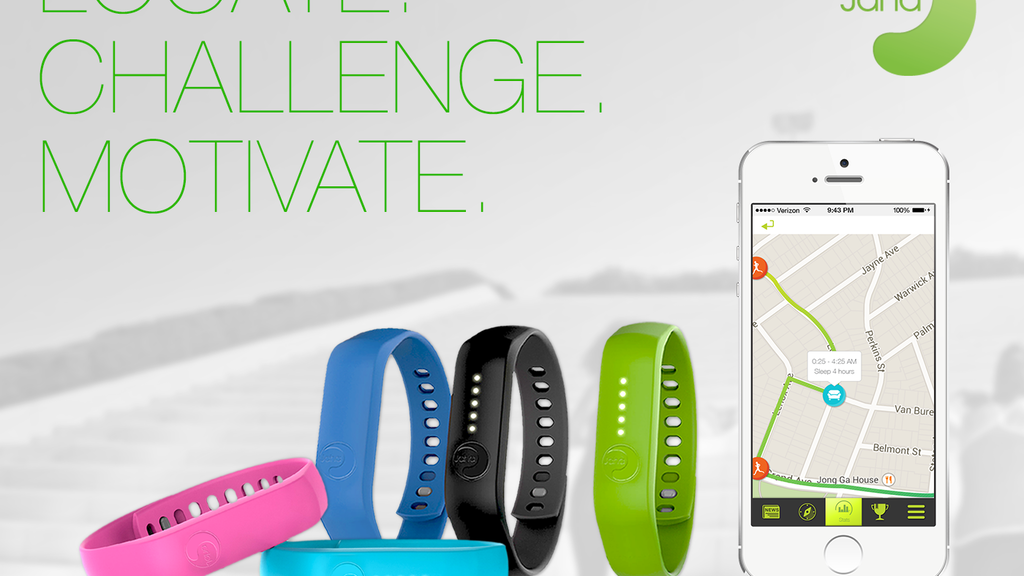 Jaha: The Most Affordable Fitness Band That Motivates You project video thumbnail