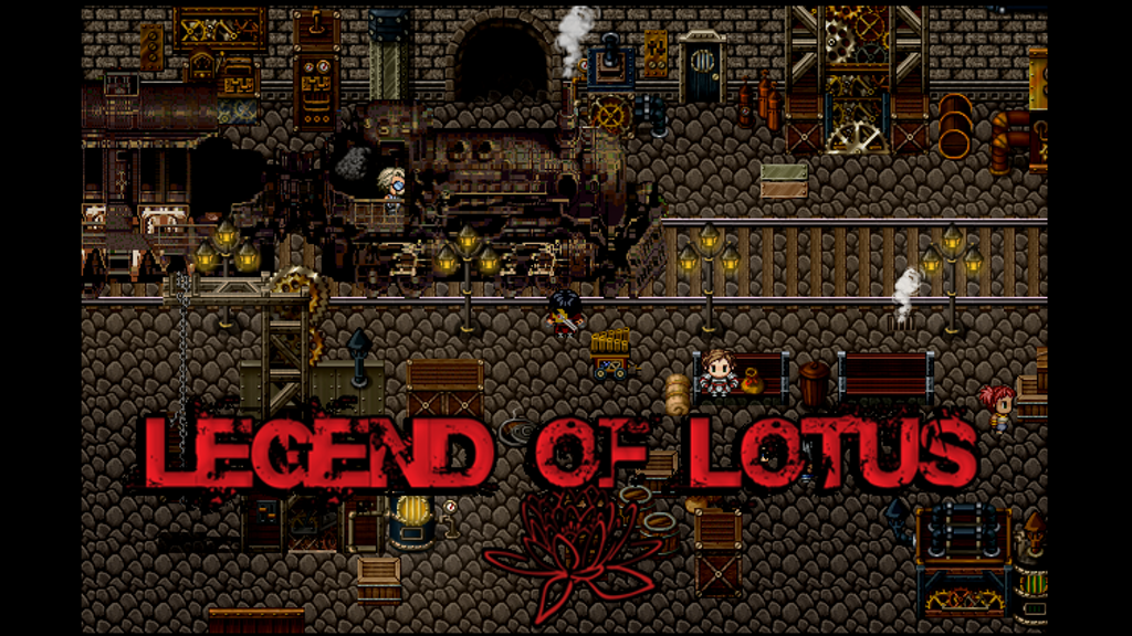 Legend of Lotus project video thumbnail