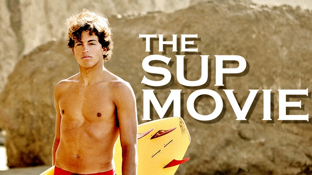 The SUP Movie project video thumbnail