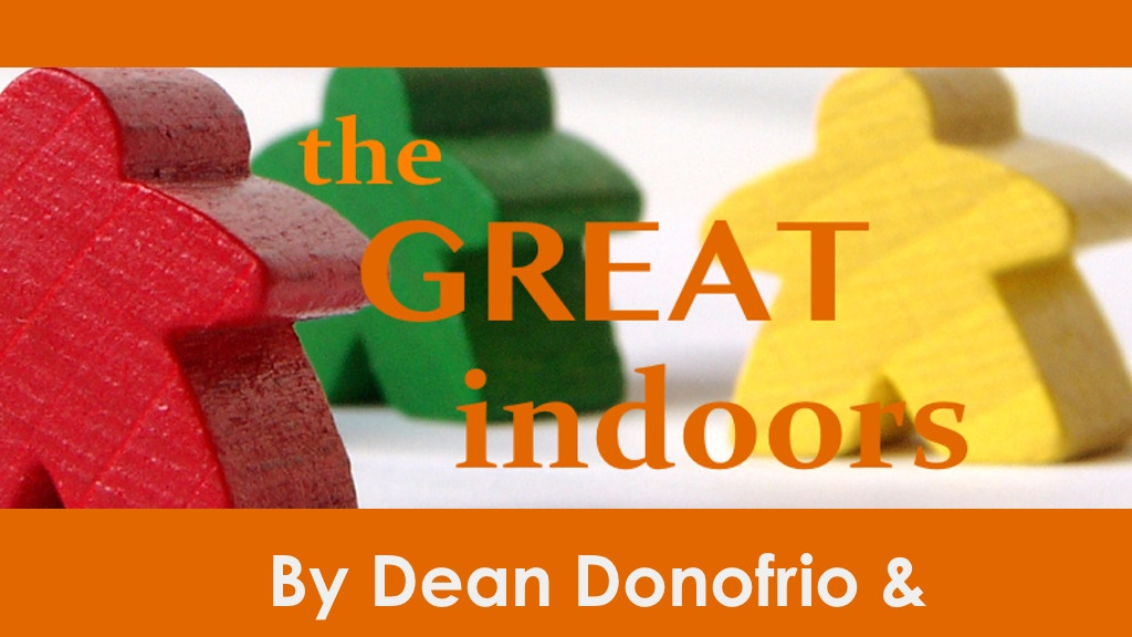The Great Indoors - Web Series/ TV Pilot project video thumbnail