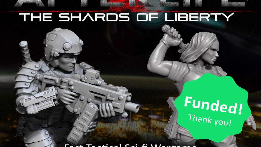 AFTERLIFE : The Shards of Liberty project video thumbnail