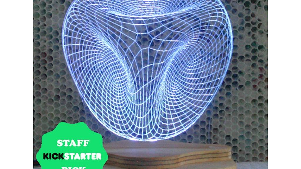 3D-illusion lighting project video thumbnail
