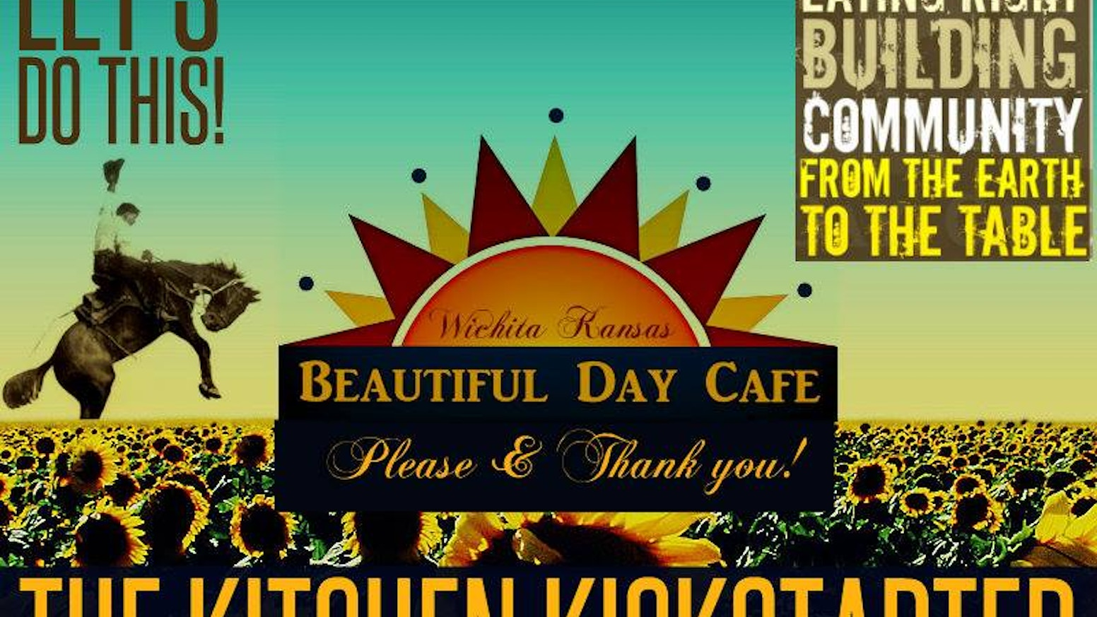 Beautiful Day Cafe 39 S Kitchen By Charolett Knapic Kickstarter