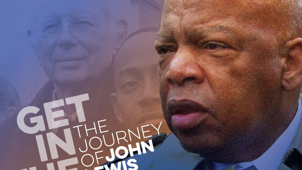 Get in the Way: The Journey of John Lewis project video thumbnail