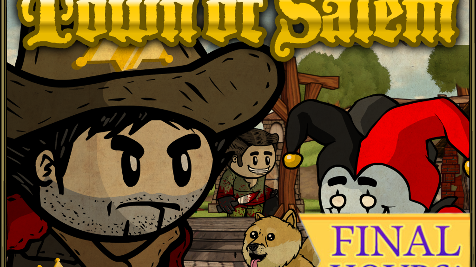 Town of Salem - Mobile, Steam, Localization by BlankMediaGames » We