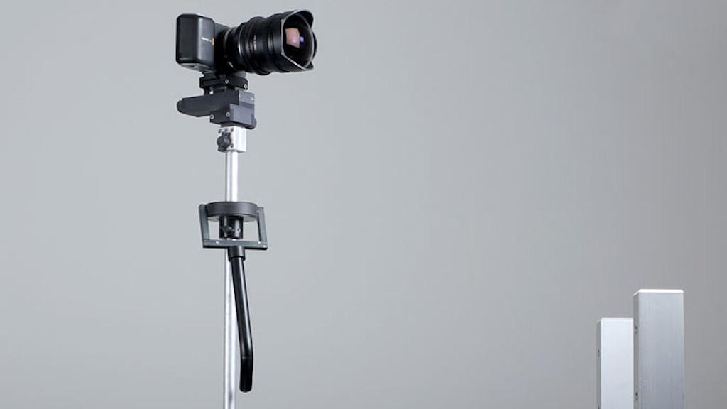 Casper Mini Stabilizer for BMPCC, GH4, A7S project video thumbnail