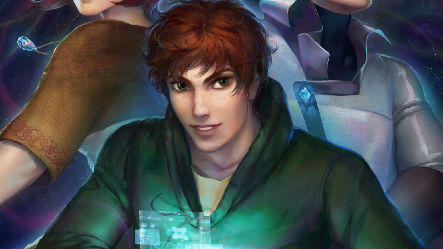 A science-fiction visual novel exploring the nature of time, technology, and the human desire for power.