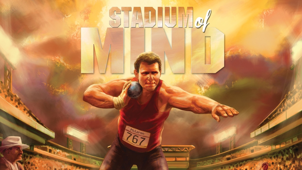 Project image for Stadium of Mind