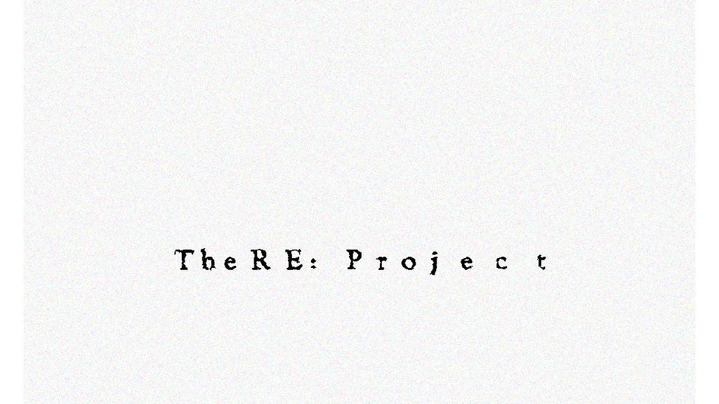The RE: Project project video thumbnail