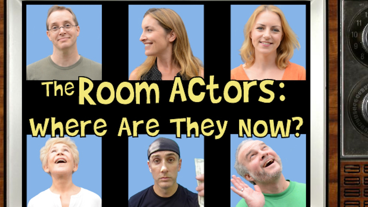 "Get involved and find out what happened to the cast of ""The Room,"" the greatest bad movie ever made!"