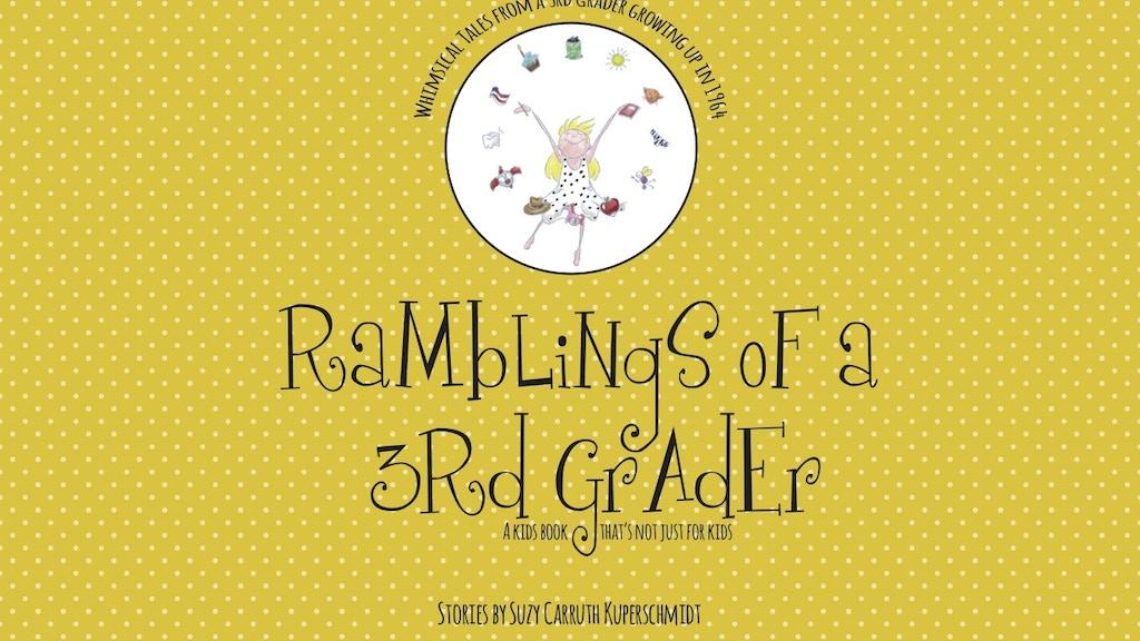RaMbLiNgS oF a 3Rd GrAdEr Book and My RaMbLiNgS Notebook project video thumbnail