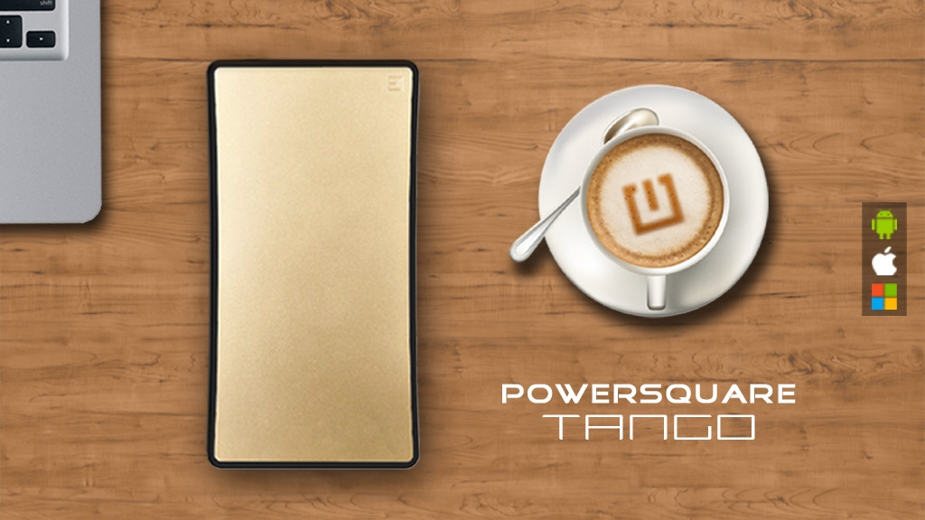 PowerSquare TANGO: Best Wireless Charger Yet! project video thumbnail