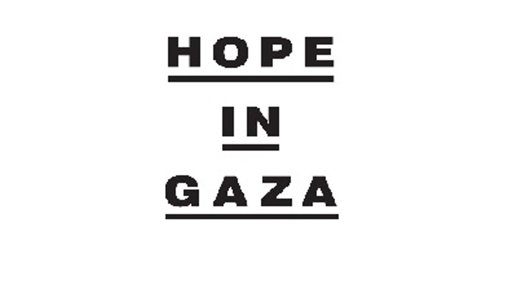 DISPATCH: HOPE IN GAZA project video thumbnail