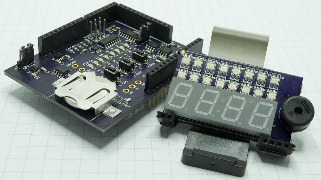 The I2C and SPI Education System project video thumbnail