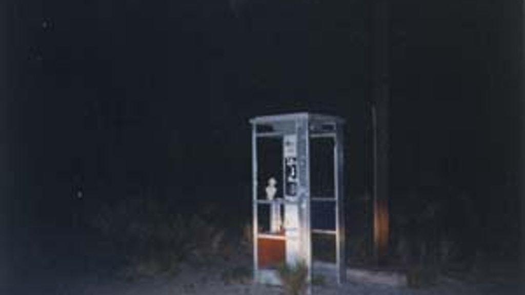 Adventures with the Mojave Phone Booth project video thumbnail