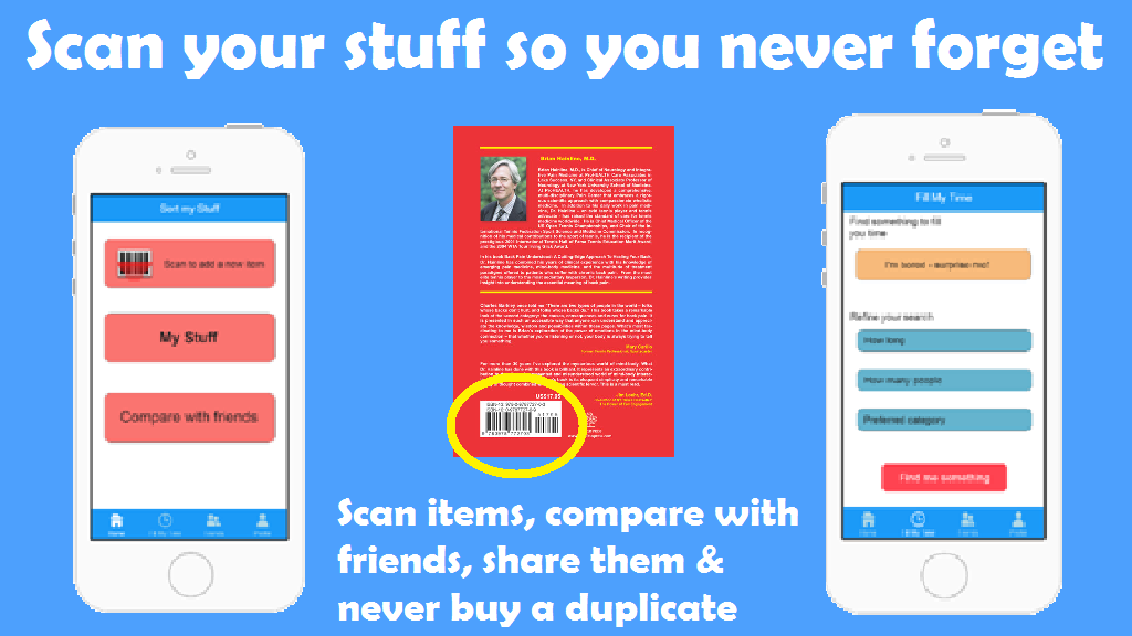 Project image for Sort My Stuff - App
