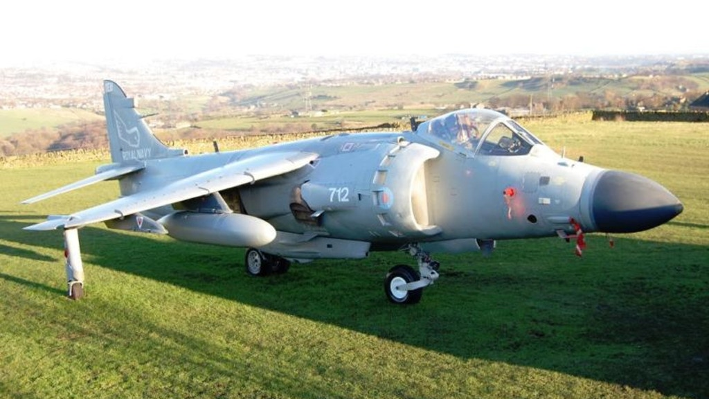 Project image for Help FYFC Podcasts Buy a Harrier