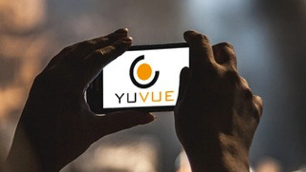 YuVue: Get Paid for the Photos and Videos You Share Online project video thumbnail
