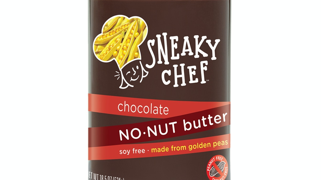 Sneaky Chef Chocolate No-Nut Butter to the Rescue! project video thumbnail